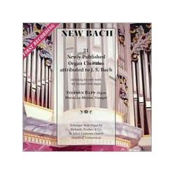 21 Newly Published Organ Chorales attributed to J.S. Bach