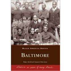 African-Americans in Baltimore, MD (Images of America Series)