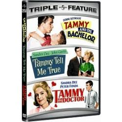 'Tammy' Triple Featurea.k.a. Tammy and the Bachelor' Tammy Tell Me True & Tammy and the Doctor