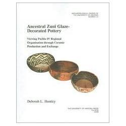 Ancestral Zuni Glaze-Decorated Pottery