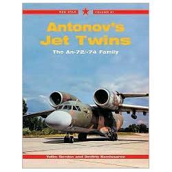 Antonov Jet Twins the Antonov An-72/An-74