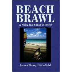 Beach Brawl (A Nick and Sarah Mystery Series)