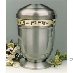 urna pogrzebowa metalowa 46-D