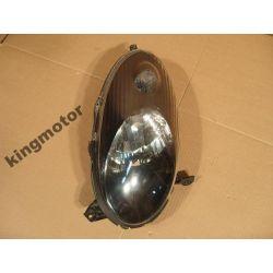 Reflektor lewy Nissan Micra K12 2003-2006