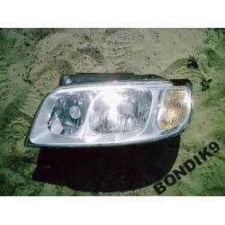 Reflektor lewy Hyundai Matrix 2006-