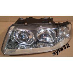 Reflektor lewy Audi A3 1999-2003