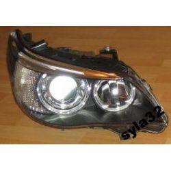 Xenon reflektor prawy BMW 5 E60/E61 rok 2003-