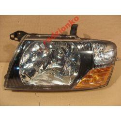Reflektor lewy Mitsubishi Pajero 2000-2006
