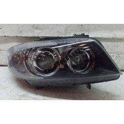 BMW 3 E90 04-13 xenon nieskrętny prawy goły