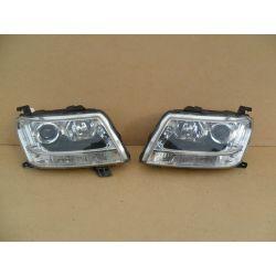 Reflektory xenonowe kpl. Suzuki Grand Vitara 2005-