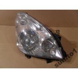 Reflektor prawy Toyota Corolla Verso 2004-