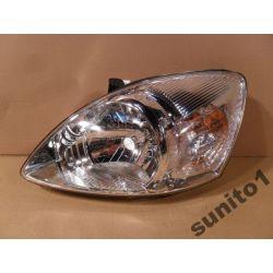 Reflektor lewy Hyundai Matrix 2008-