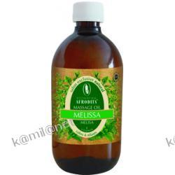 Kozmetika Afrodita Melisa - naturalny olejek do masażu 500 ml
