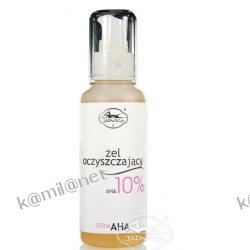 AHA żel oczyszczający 10% 120 ml Jadwiga (kwasy, eksfoliacja)