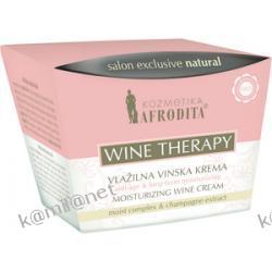 Kozmetika Krem z winem nawilżający 50 ml (twarz)