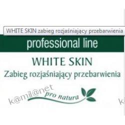 NOWOŚĆ AVA ZESTAW WHITE SKIN zabieg rozjaśniający przebarwienia