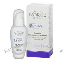 NOREL Anti-Age Emulsja przeciwzmarszczkowa pod oczy, na powieki i okolice ust 30ml dz047