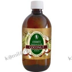 Afrodita Kokos - naturalny olejek do masażu 500 ml