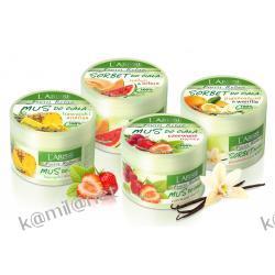 NOWOŚĆ L'ARISSE Sorbet do ciała – pomarańcza & wanilia /nawilżenie & wyszczuplenie/, 250 g