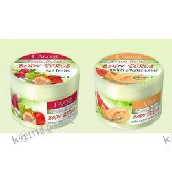 NOWOŚĆ L'ARISSE Body Scrub melon i arbuz i witamina C - wygładzenie & ujędrnienie, 250 g