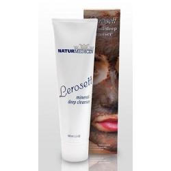 zestaw Lerosett Mineral Deep Cleanser 100 ml + acne gel 100 ml