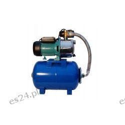 Zestaw hydroforowy: pompa AJ 50/60 i zbiornik 50 l