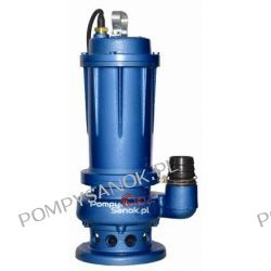 Pompa zatapialno - ściekowa do szamba i brudnej wody WQ 25-10-2,2 (400V) Pozostałe