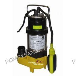 Pompa zatapialno - ściekowa do szamba i brudnej wody WQ 180F