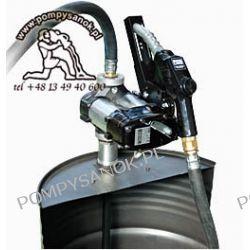 DRUM 56 A60 K33 - zestaw z licznikiem i pistoletem Pompy i hydrofory