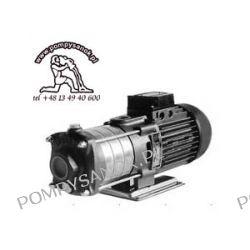 Pompa DHR2-30  M lub T wielostopniowa pompa wirowa (DHR 23) Pozostałe