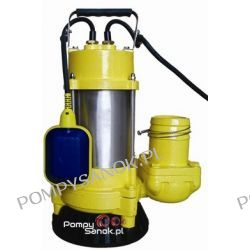 Pompa zatapialno - ściekowa do szamba i brudnej wody WQ 18-18-0,75 PROFESSIONAL Pompy i hydrofory
