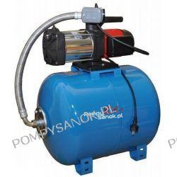 Hydrofor Multi HWA 2000 INOX ze zbiornikiem 50L 230V Pompy i hydrofory