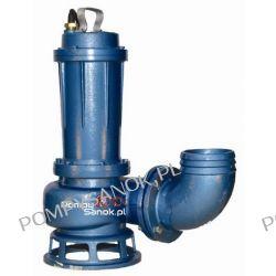 Pompa zatapialno - ściekowa do szamba i brudnej wody WQ 100-3,5-2,2 400V Pompy i filtry