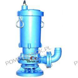 Pompa zatapialno - ściekowa do szamba i brudnej wody WQ 15-30-4 400V