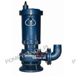Pompa zatapialno - ściekowa do szamba i brudnej wody WQ 50-10-4 400V