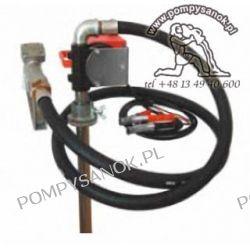 Pompa do dystrybucji paliwa z beczek PTP 12-40