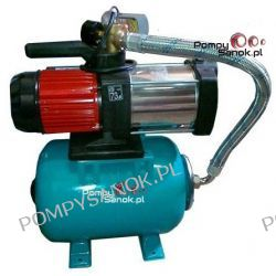 Hydrofor Multi HWA 3000 INOX ze zbiornikiem 24L 230V   Pozostałe