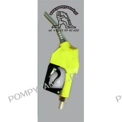 Pistolet dozujący do oleju napędowego OMNIGENA - aluminiowy Pompy i hydrofory