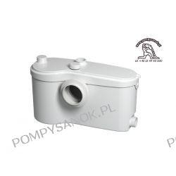 Sanibest PRO - pompo rozdrabniacz do wc, umywalki Pompy i hydrofory