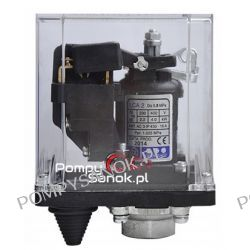 Wyłącznik ciśnieniowy LCA 1, LCA 2, LCA 3 Pompy i hydrofory
