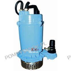 Pompa zatapialna do szamba i brudnej wody WQ 2-16-0,25 Pozostałe