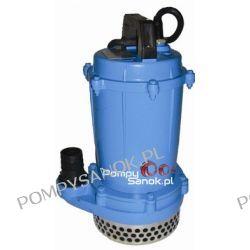 Pompa zatapialno - ściekowa do szamba i brudnej wody WQ 6-25-1,1 (400V) Pompy i hydrofory