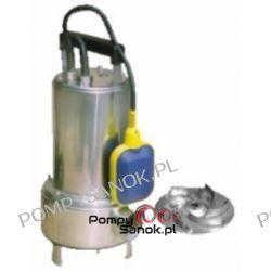Pompa zatapialno - ściekowa do szamba i brudnej wody WQ 10-10-0,55 Septic Pompy i hydrofory
