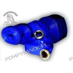 Wąż tłoczny Ø 75 - 10m lub wielokrotność bez złączy Pompy i hydrofory