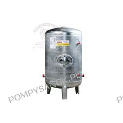 Zbiornik hydroforowy ocynkowany 200L pionowy