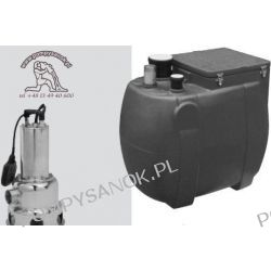 Przepompownia ścieków VS 200 P 300M 230V Pompy i hydrofory