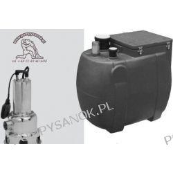 Przepompownia ścieków VS 200 P 460M 230V Pompy i hydrofory