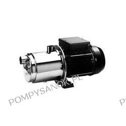 Samossące pompy wielostopniowe MULTINOX XC 120/60 M lub T Pompy i filtry