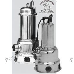 POMPA ZATAPIALNA PRIOX 420/11 M, 420/11 M AUT(z pływakiem) lub 420/11 T - do brudnej wody Pompy i hydrofory