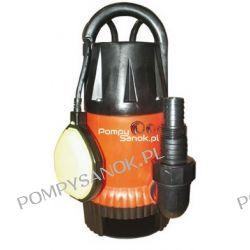 TP 550 - pompa zatapialna do wody brudnej Omnigena